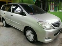 Jual Toyota Kijang Innova 2010, KM Rendah