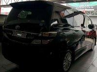 Toyota Vellfire ZG bebas kecelakaan