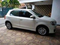 Toyota Etios 2014 bebas kecelakaan