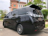 Toyota Vellfire 2015 dijual cepat