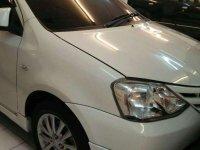 Jual Toyota Etios Valco 2013, KM Rendah
