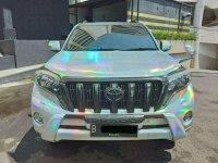 Toyota Land Cruiser VX Grade bebas kecelakaan