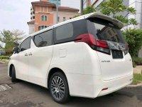 Toyota Alphard 2016 bebas kecelakaan