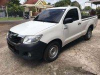 Toyota Hilux 2013 bebas kecelakaan
