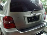 Jual Toyota Kluger 2001 Automatic