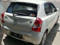 Jual Toyota Etios 2015 Manual
