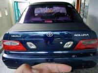 Toyota Soluna 2012 dijual cepat