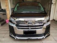 Jual Toyota Vellfire 2018 Automatic