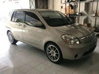 Toyota Raum  bebas kecelakaan