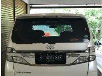 Jual Toyota Vellfire 2013 harga baik