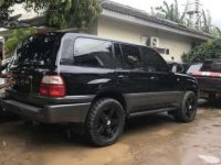 Jual Toyota Land Cruiser 2001 Automatic