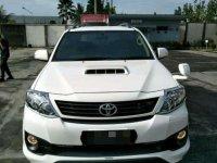 Jual Toyota Fortuner 2014 Manual