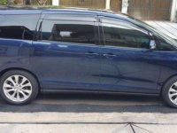 Toyota Estima 2007 dijual cepat