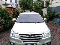 Jual Toyota Kijang Innova 2014 Manual