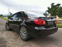 Toyota Corolla Altis 2003 bebas kecelakaan