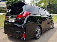 Jual Toyota Alphard 2015 harga baik
