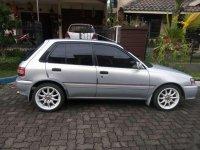 Toyota Starlet 1996 dijual cepat