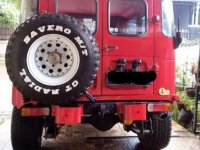 Jual Toyota Hardtop 1979, KM Rendah