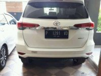 Jual Toyota Fortuner 2017 Automatic