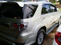 Jual Toyota Fortuner 2011 harga baik