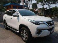 Toyota Fortuner 2.4 Automatic dijual cepat