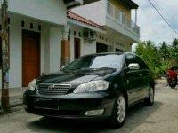 Toyota Corolla Altis 2005 dijual cepat