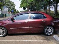 Toyota Corolla Altis 2001 bebas kecelakaan