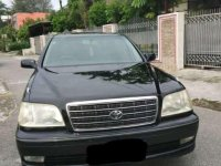 Toyota Crown 2003 bebas kecelakaan