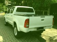 Jual Toyota Hilux 2011 Manual