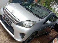 Toyota Agya E dijual cepat