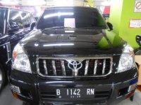 Jual Toyota Land Cruiser Prado 2007, KM Rendah