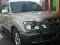Jual Toyota Land Cruiser 2000 Automatic