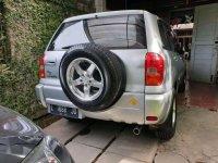 Toyota RAV4 2001 bebas kecelakaan
