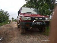 Butuh uang jual cepat Toyota Kijang Pick Up 1994