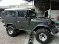 Jual Toyota Land Cruiser 1978, KM Rendah