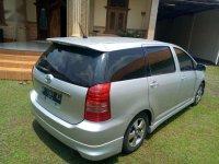 Toyota Wish 2004 bebas kecelakaan