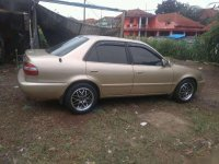 Butuh uang jual cepat Toyota Corolla 1999