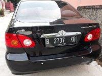 Jual Toyota Corolla Altis 2003, KM Rendah