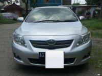 Jual Toyota Corolla Altis 2009 Manual