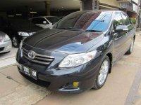 Jual Toyota Corolla Altis 2009, KM Rendah