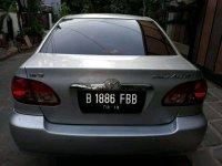 Toyota Corolla Altis 2007 dijual cepat