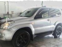 Butuh uang jual cepat Toyota Land Cruiser Prado 2004