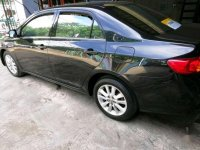 Toyota Corolla Altis 2008 bebas kecelakaan