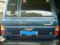 Toyota Kijang Grand Extra dijual cepat