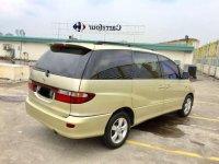 Butuh uang jual cepat Toyota Previa 2001