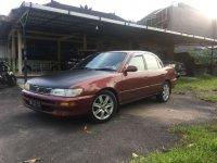 Toyota Corolla 1995 bebas kecelakaan