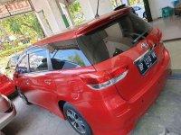 Toyota Wish 2011 bebas kecelakaan