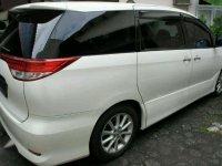 Toyota Estima  bebas kecelakaan