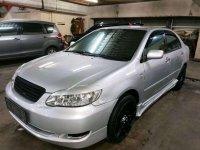 Butuh uang jual cepat Toyota Corolla Altis 2006