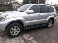 Toyota Land Cruiser 2007 bebas kecelakaan
